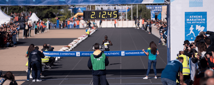 'Event of the Year' award for Athens Marathon