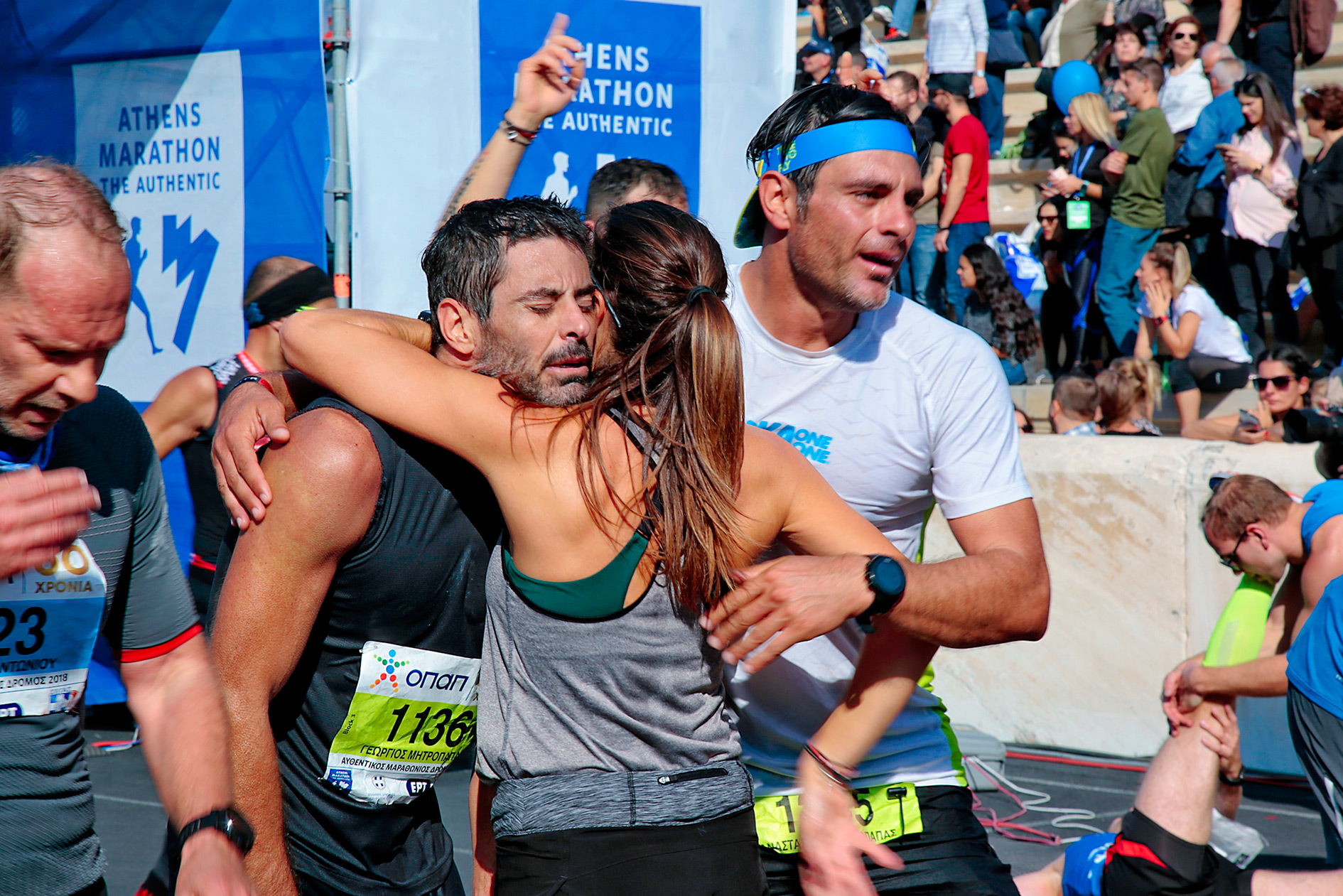 Athens marathon Greece